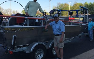 Wisconsin Musky Chapters Fund new Electro-shocking boat for DNR