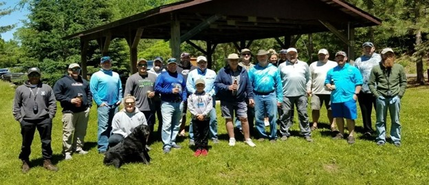2020 Spring Outing Group Photo